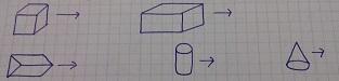 GEometrik Cisimler Ödev Resmidir
