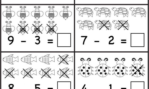 1. Sınıf Matematik – Çıkarma İşlemi