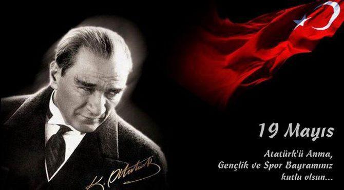 19 Mayıs Atatürkü Anma Gençlik Ve Spor Bayramı Dersodevicom