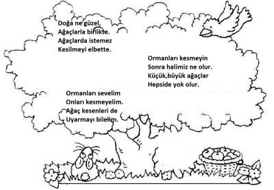 1 Sınıf Boyama Kağıtları 38 Adet Dersodevicom