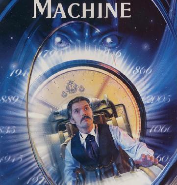 Level – 4 Time Machine eBook / Seviye 4 İngilizce Okuma Kitabı