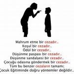Çocuk eğitiminde cezalar?…